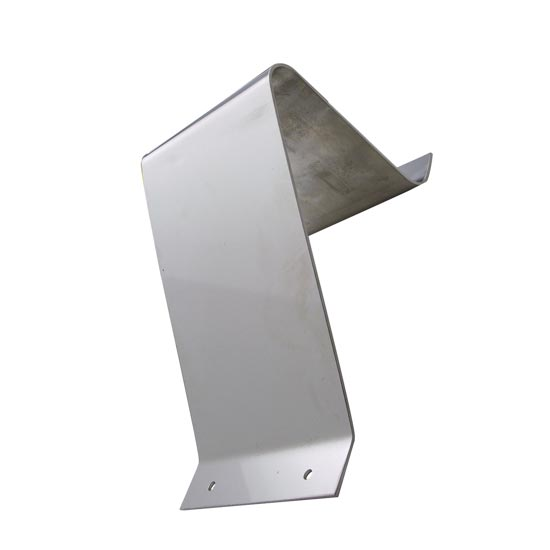 Stainless Steel Triangle Light Bracket 4 State Trucks