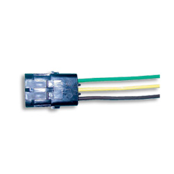 3-Wire Male Weatherpack Wire Plug