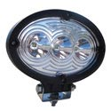 LED Work Light with 3 High Powered Diodes - 2700 Lumens