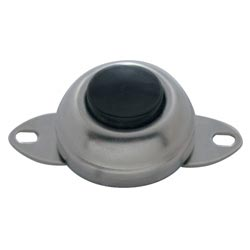 Chrome Horn Button Switch