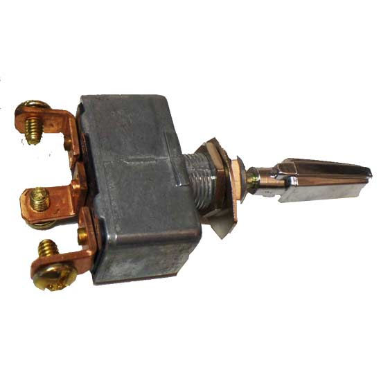 Set Forward Axle Fld 112 : Amp switch toogle on off state trucks