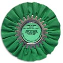 Zephyr Hall Green Airway Light/Medium Cutting Wheel