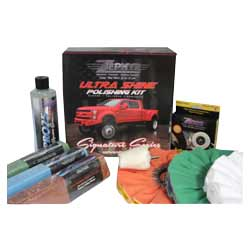Zephyr Ultra Shine Polishing Kit