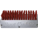 Boot Caddie With Red Brush