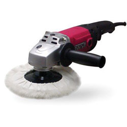7 Inch Variable Speed Angle Polisher - Sander