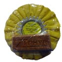 Zephyr Yellow Airway Heavy Cutting Wheel w/ Tripoli Rouge Bar