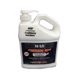 WAB Hand Cleaner And Conditioner - 64 Oz