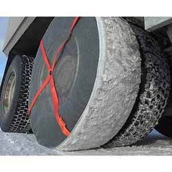 AutoSock Winter Traction Device For 22.5 And 24.5 LP Tires