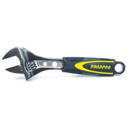 RoadPro 8 Inch Adjustable Wrench