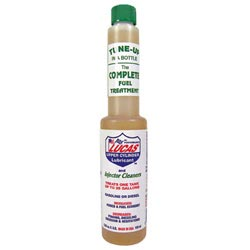 Lucas Fuel Treatment, Cylinder & Injector Cleaner - 5.25 Oz