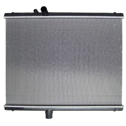 Plastic Aluminum Radiator fits Mack CH Model