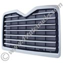 Chrome Plastic Grill with Bug Screen for Mack CX Models