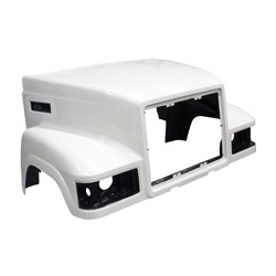 Jones Performance Fiberglass Hood - Mack CH 613 SFA