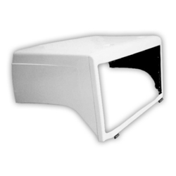Jones Performance Fiberglass Hood - GMC Brigadier