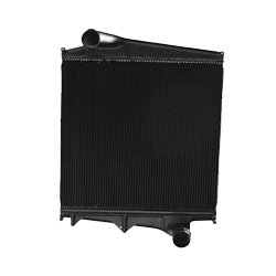 Charge Air Cooler 34.25 X 35.875 Inch Fits Volvo VNL Gen I & Gen II With Cummins & Detroit Engines
