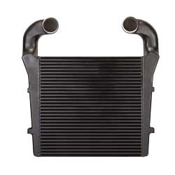 Super Duty Charge Air Cooler 22.36 X 21.46 Inch Fits Volvo WX, WXLL, WXR & Xpeditor