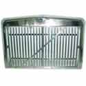 Stainless Steel Grille With Surround Fits Volvo WIA