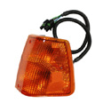 Signal Light Assembly Fits Volvo WIA Amber Lens - Driver Side