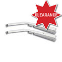 Stainless Steel Wiper Arm Covers - Western Star