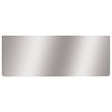 14 Inch Stainless Steel Rear Center Panel