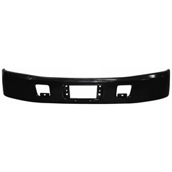 14 Inch Black Painted Bumper Fits Hino 238, 258, 268, 338