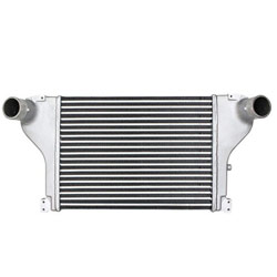 Hino 238/258/268/338 Charge Air Cooler 23.25 Inch x 17.375 Inch
