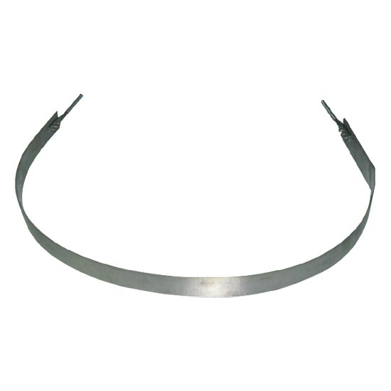 Stainless Steel Fuel Tank Strap Fits Thermo King Refer