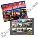 Chrome Shop Mafia 2013 Truck Calendar 8-1/2in x 11in