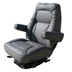 Bostrom Wide Ride Lo-Profile Mid Back Seat
