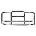 ProTec Stainless Steel Grille Guard fits Peterbilt & Kenworth
