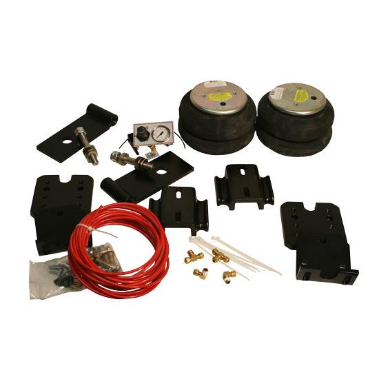 Front Axle Air Ride Kit For Peterbilt & Freightliner
