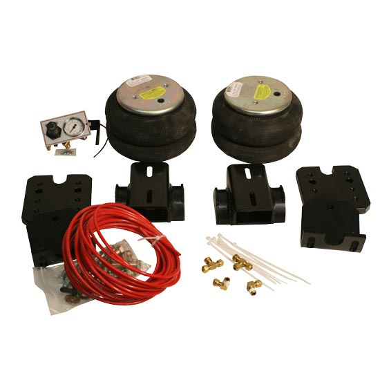 Front Axle Air Ride Kit For Freightliner & Kenworth