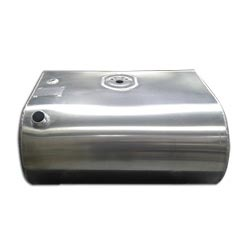 Aluminum D-Shape Fuel Tank - 50 Gallon Fuel Tank