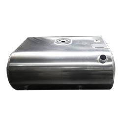 53 Gallon D-Shape Fuel Tank 16 Inch x 25 Inch x 35 Inch Fits Ford, GMC & International - Passenger Side