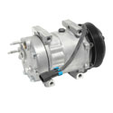 AC Compressor With Clutch Fits International