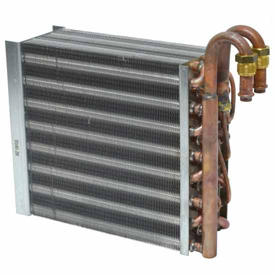 AC Evaporator For Red Dot Sleeper Unit