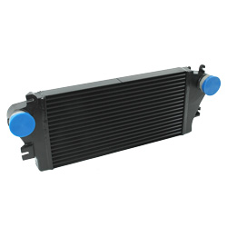 Charge Air Cooler 27.5 X 14 Inch Fits Freightliner M2-106, Sterling Acterra & Thomas Saf-T-Liner