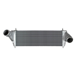 Charge Air Cooler 28.937 X 9.75 Inch Fits International DuraStar, 4100, 4200, 4400, Ford F650 & F750