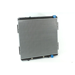 Plastic Aluminum Radiator With Oil Cooler 35.75 X 38.5 Inch Fits Freightliner Cascadia & Western Star 5700XE