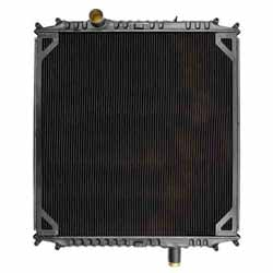 High Performance Radiator 36 X 36.75 Inch Fits Kenworth W900 & Peterbilt 386