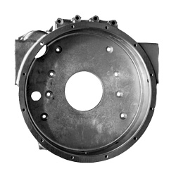 Aluminum Flywheel Housing With 14MM Mounting Holes Fits Detroit 60 Series Engines