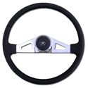 20in Leather 2 Spoke Steering Wheel - KW - PB