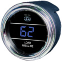 Blue Digital Load Pressure Gauge 0-100 PSI