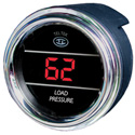Red Digital Load Pressure Gauge 0-100 PSI