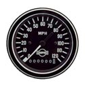 Electric Speedometer - 120mph - 3-3/8in