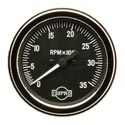 Tachometer - 0-3500 RPM Mechanical - 3-3/8in