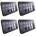 4 Inch x 6 Inch LED Headlight Kit (4 Set)