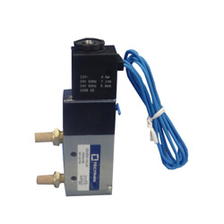 Air Solenoid 12 Volt 2 Way