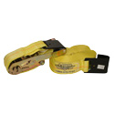 2 Inch X 30 Foot Cargo Strap With Hook & Ratchet