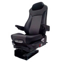 Black Seat High Back With Standard Base